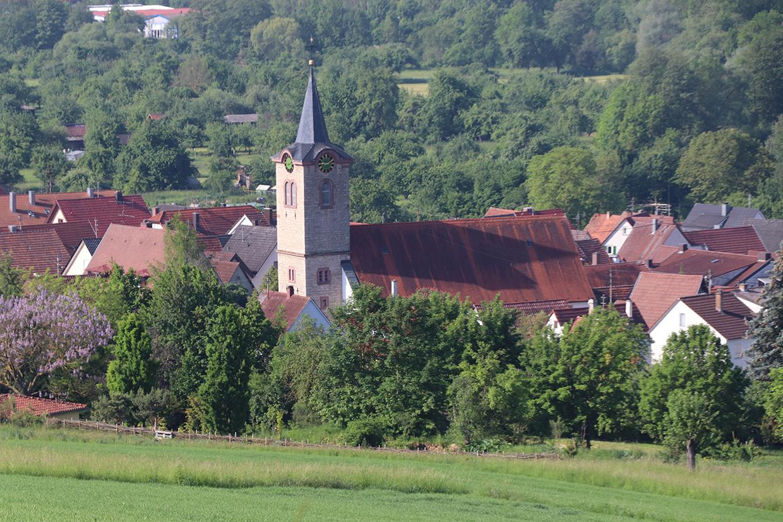 Gemeinde Edelfingen